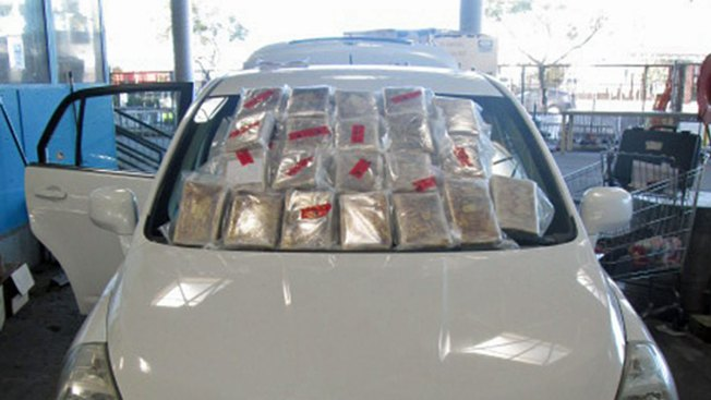 Mom Tried to Smuggle $1M in Cocaine With Kids in Tow: Customs