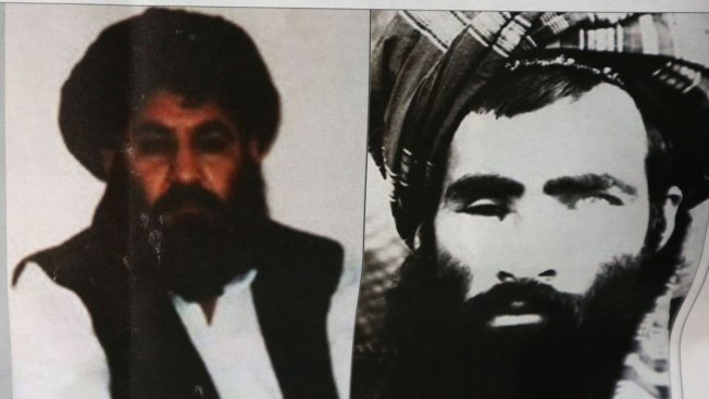 Taliban Leader Mullah Mansur Killed in US Airstrike
