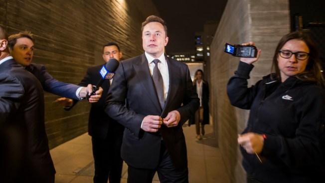 Elon Musk Tells Jurors Insult Provoked 'Pedo Guy' Tweet