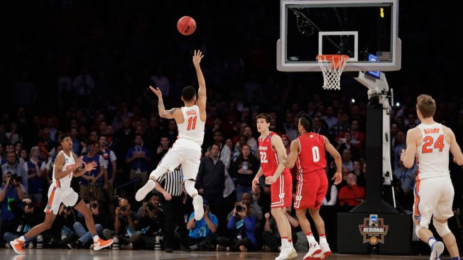 Gators Set To Battle Wisconsin For Spot In Elite 8