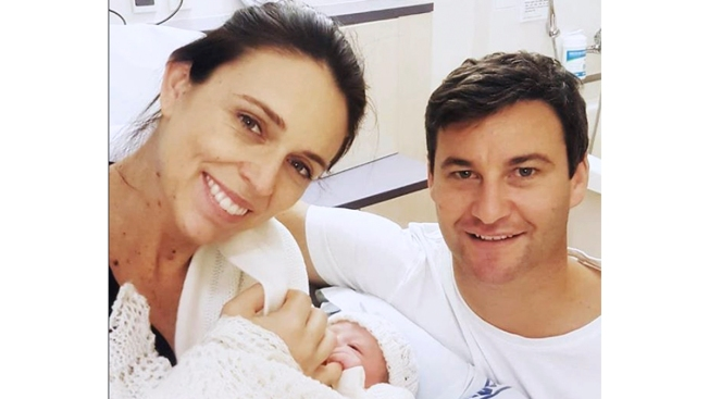 New Zealand Prime Minister Becomes 2nd Elected World Leader to Give Birth in Office