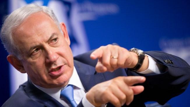 Netanyahu Says He Hopes to Work With Trump to Undo Iran Deal