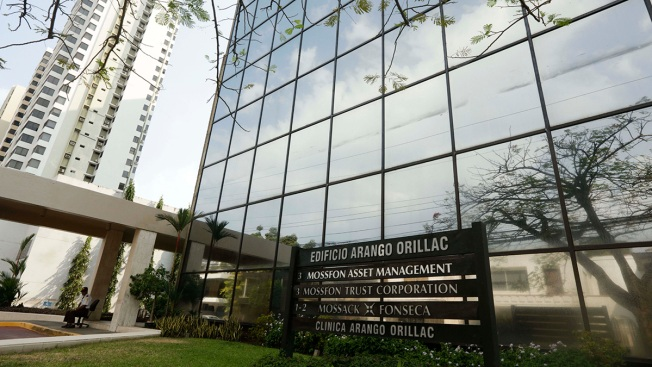 4 Men Charged in Panama Papers Investigation