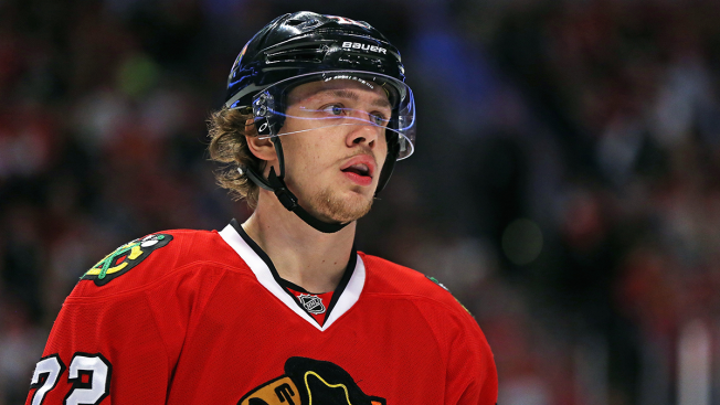 Chicago Blackhawks Winger Artemi Panarin Named NHL's First Star of the Week