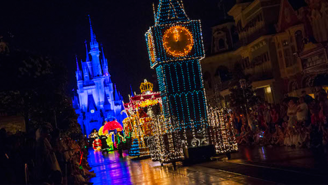 Walt Disney World Pulling Plug On Famed Electrical Parade
