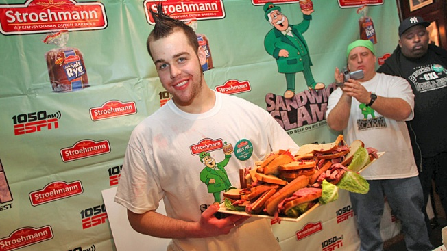 Chicagoan Creams Corned Beef Competition