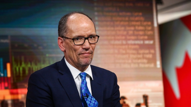 Democratic National Committee Chair Perez Prepares for Tough Primary
