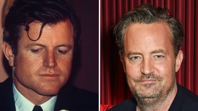 Matthew Perry to Play Ted Kennedy in Reelz Miniseries