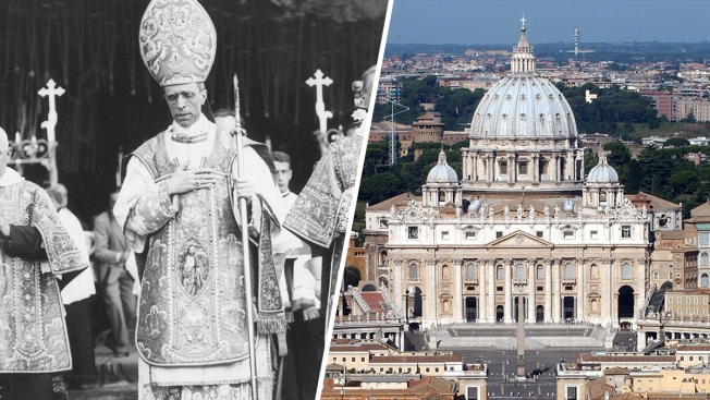Vatican to Open Archives on Wartime Pius XII Next Year