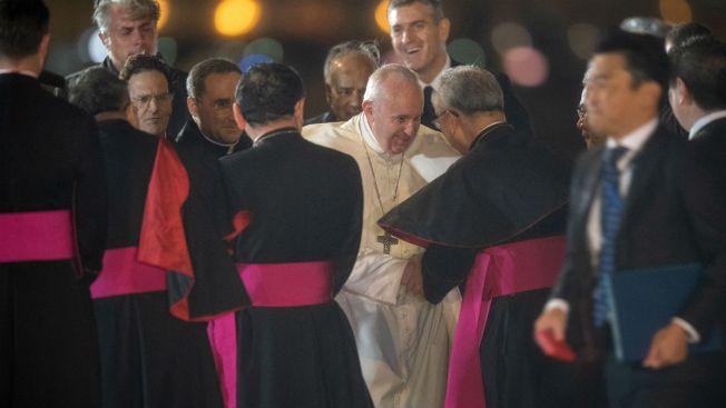 Pope Denounces 'Evil' of Nukes as He Fulfills Japan Dream