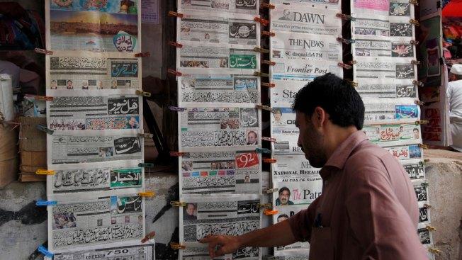 Pakistan Names Abbasi Interim Prime Minister