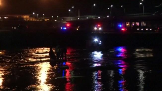 1 Dead, 3 Missing After Migrant Raft Overturns on Rio Grande