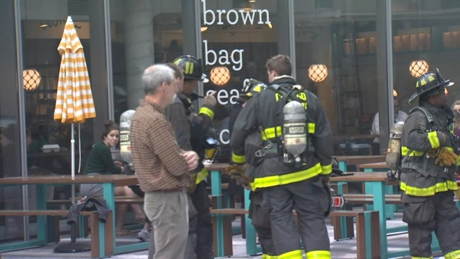 Flames Extinguished, No Injuries Reported in Fire at West Loop Starbucks