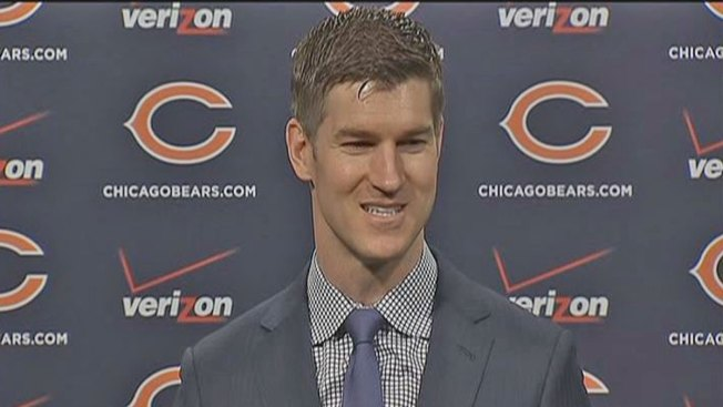 Ryan Pace Dismisses Concerns About Relationship With Cutler