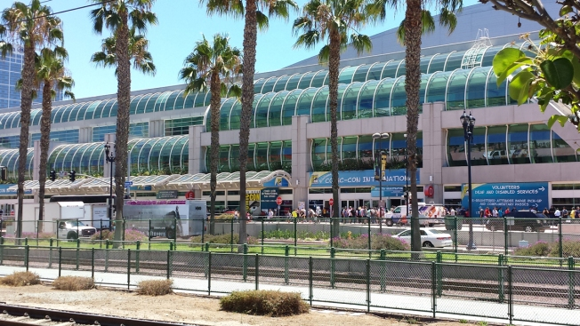 Comic-Con Cosplayer Fell, Wasn't Assaulted: Police