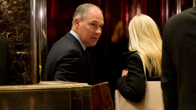 Trump to tap Oklahoma AG Pruitt to head EPA
