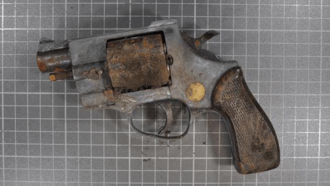 Custodian Finds Gun Near Evanston School