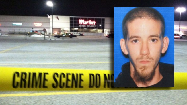 Grocery Store Shooting Suspect Had Theft Conviction