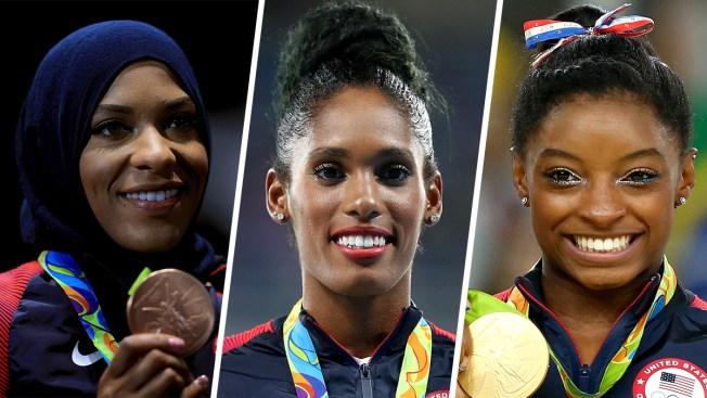 #BlackGirlMagic Takes Spotlight at Olympics