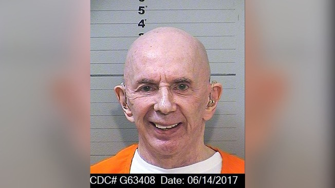 New Mugshot From Prison Shows a Completely Bald Phil Spector
