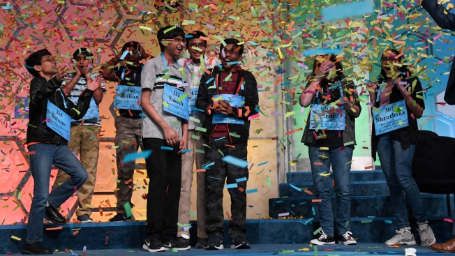 Elite 8: National Spelling Bee Too Easy for Octet of Champs