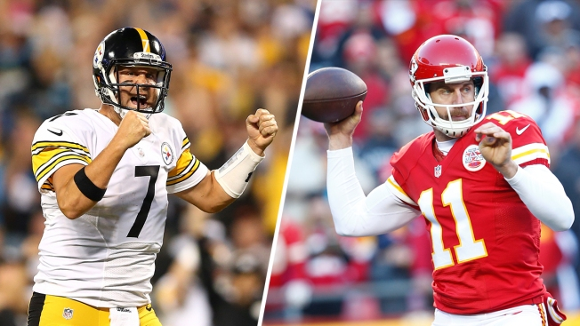 NFL Playoffs: Steelers Bring High-Powered Offense to Kansas City