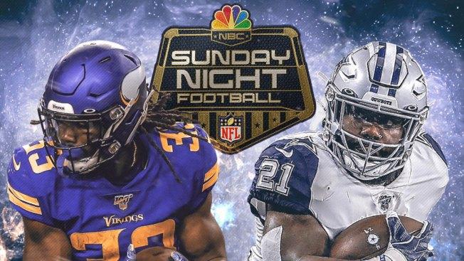 How to Watch: Cowboys Host Vikings on Sunday Night Football