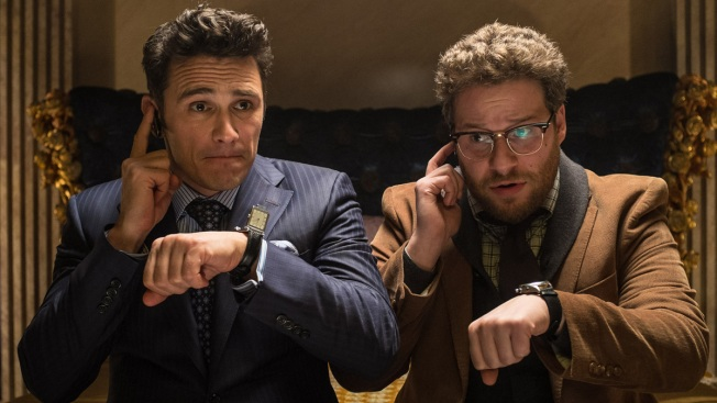 "Suburban Chicago Theater to Show ""The Interview"""