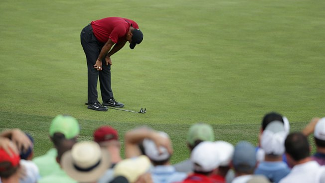 Koepka Holds off Woods to Win PGA Championship