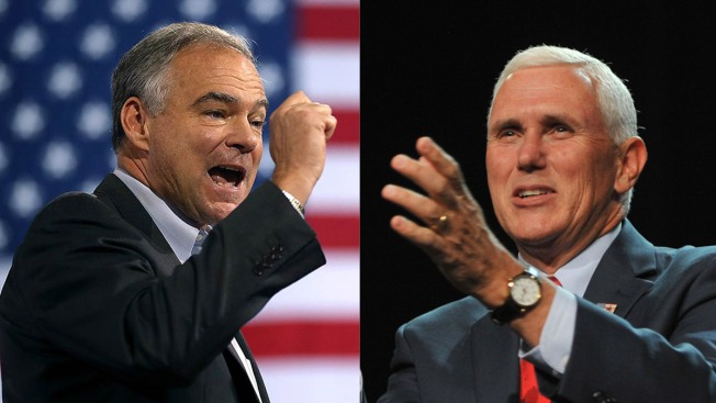 The 2016 Vice Presidential debate tonight