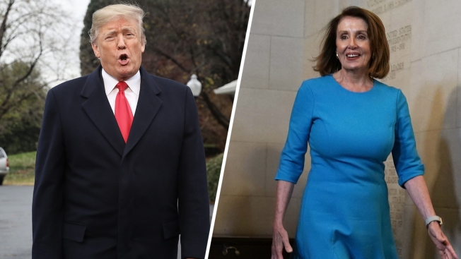 Washington's New Power Standoff Is Between Trump and Pelosi