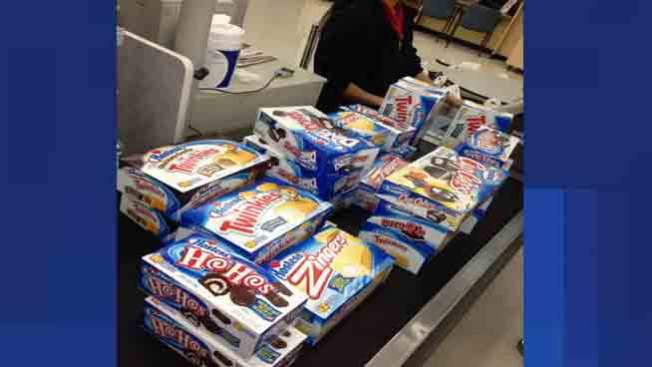Hostess Products Flying Off the Shelves