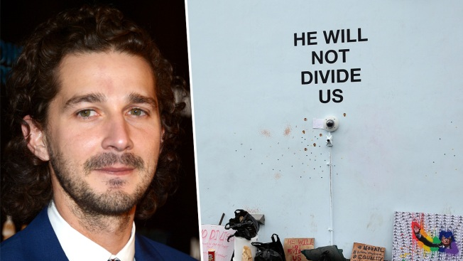 Shia LaBeouf Website Apparently Hacked With Anti-Semitic Remark