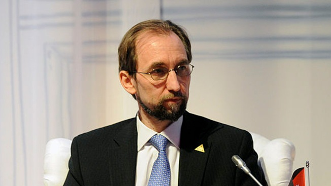 UN Rights Chief 'Watching the US Very Carefully' Under Trump