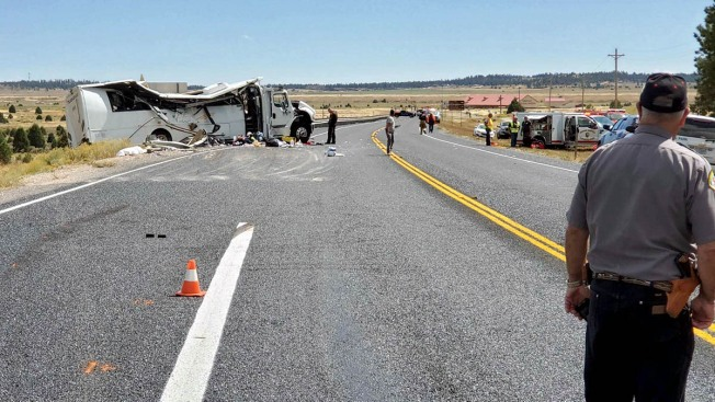 Tour Bus Driver in Deadly Utah Crash Was on 1st Trip