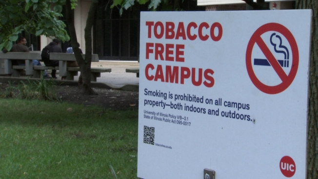 University of Illinois Strengthens Smoke-Free Campus Policy