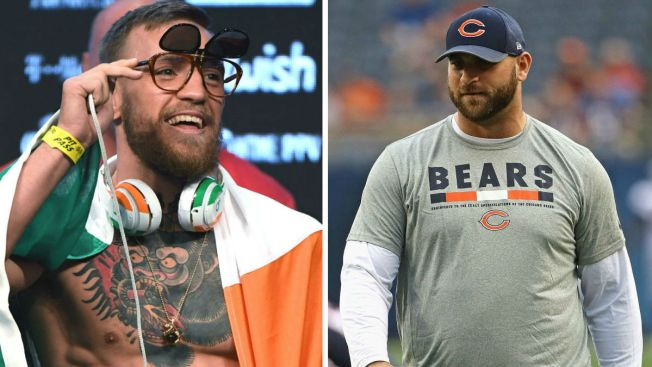 Kyle Long Imitates Conor McGregor in Hilarious Video