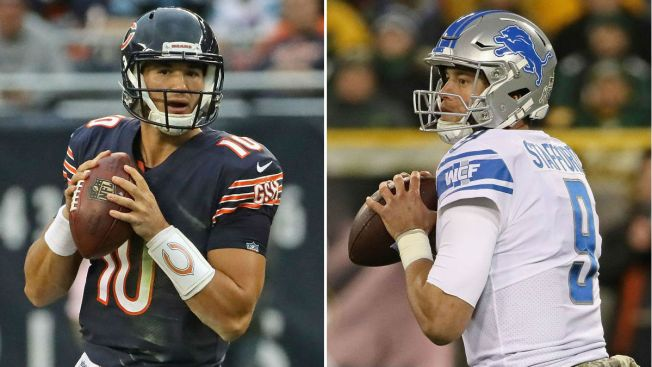 Detroit Lions vs. Chicago Bears: First Thoughts