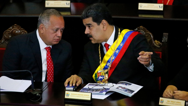 US Talks Secretly to Venezuela Socialist Boss