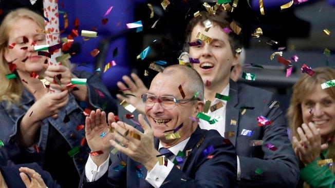 Germany Legalizes Same-Sex Marriage After Merkel U-Turn