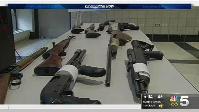 majority of guns used in chicago crimes come from outside illinois
