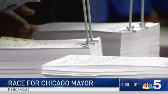 Race For Chicago Mayor: Challenges Begin