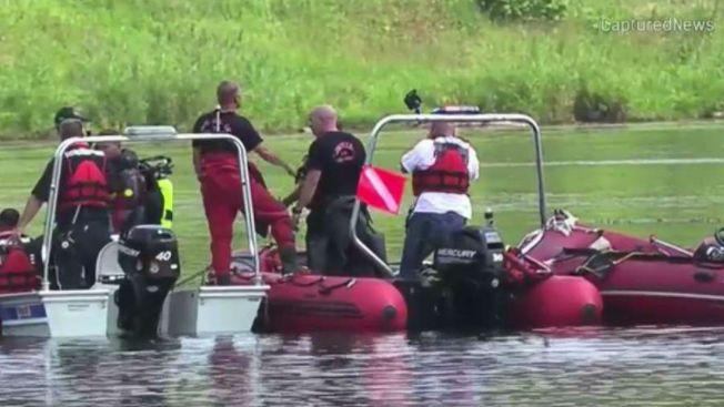 Fisherman Dies After Falling Into Suburban Lake