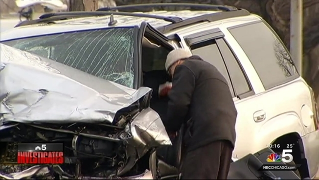 Recent Car Accidents In Chicago Area