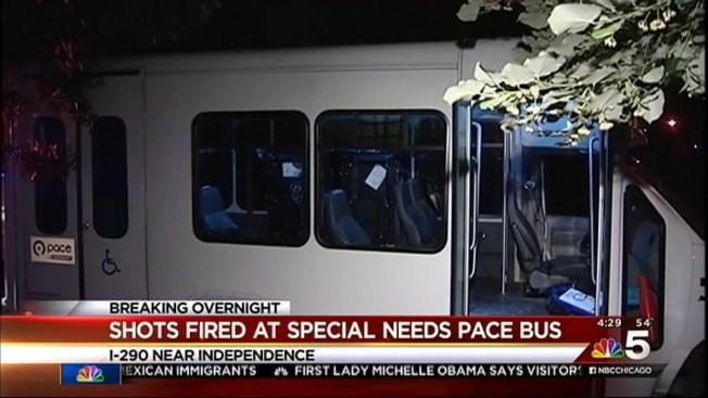 BB Gun Fired at Pace Bus on Eisenhower Expressway - NBC Chicago