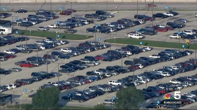 Cheapest Parking Lot At O Hare To Close For New Rental Car Facility