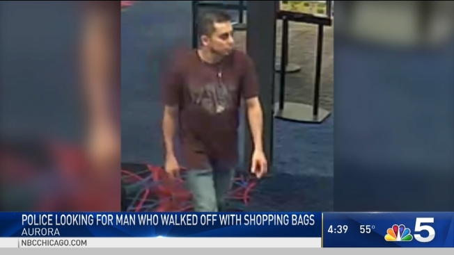 Aurora Police Searching For Bag Thief