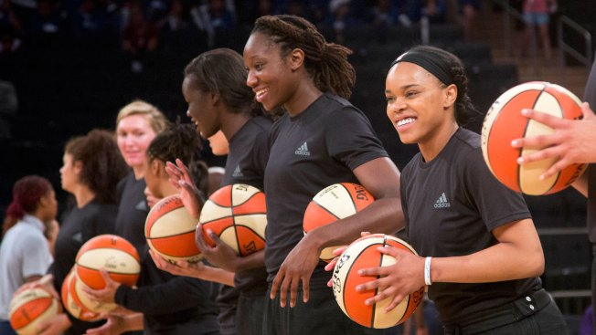 WNBA Withdraws Fines for Players Supporting Nationwide Protests Over Shootings