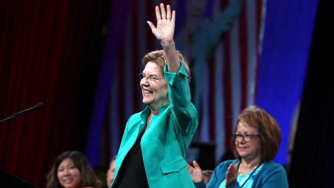 Elizabeth Warren's Rise Started by Looking at the Bottom