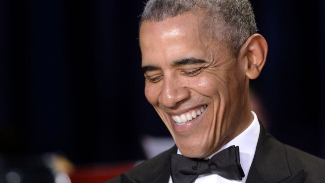President Obama Roasts Republican Candidates at White House Correspondents' Dinner